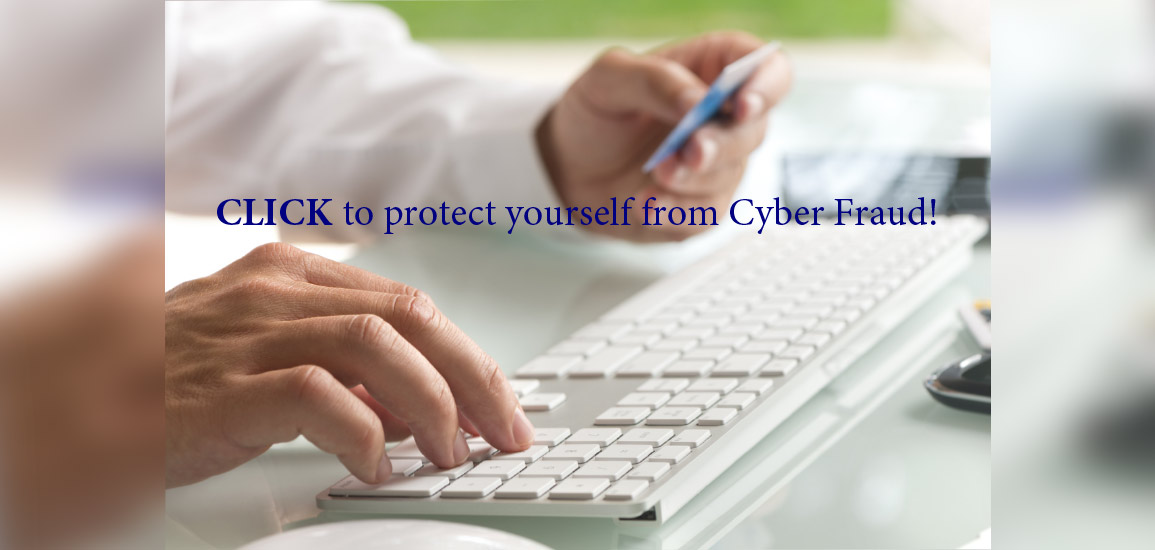 Click to protect yourself from Cyber Fraud this Holiday...